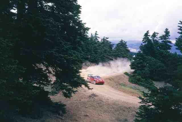 Le Rallye de l'Acropole remplace celui du Chili au calendrier WRC 2021