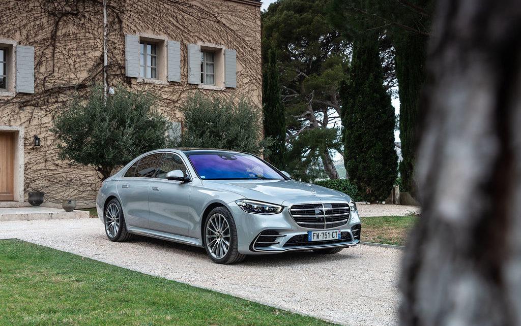 Essai Mercedes Classe S 350d 286 ch