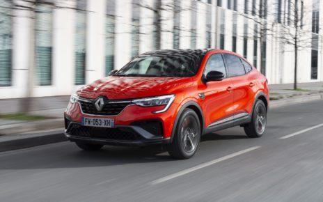 Essai Renault Arkana : que vaut le premier SUV coupé de Renault ?