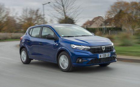 Essai de la nouvelle Dacia Sandero GPL (2021) : les vrais consos mesurées de la citadine