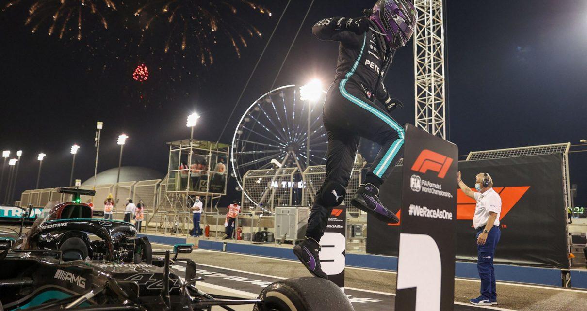F1 Bahreïn-Debrief en 7 points: De nouvelles saveurs?