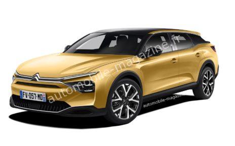 La nouvelle Citroën C5 2021 présentée mi-avril, à quoi va-t-elle ressembler ?