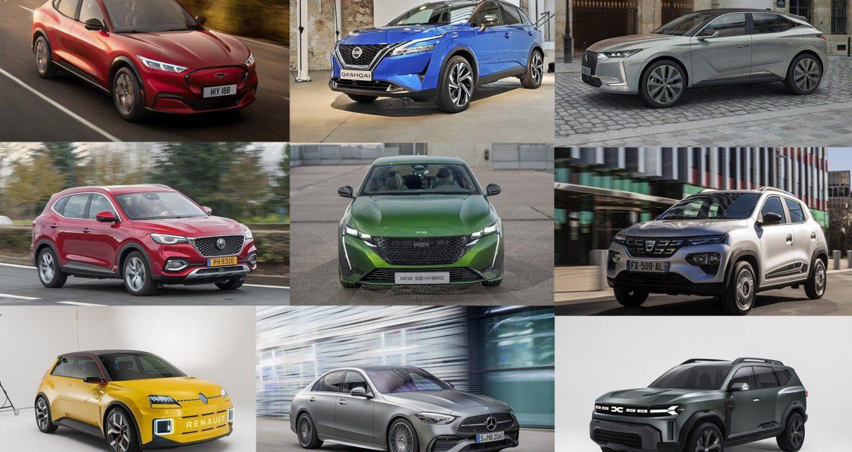 Les 10 voitures qui font sensation début 2021