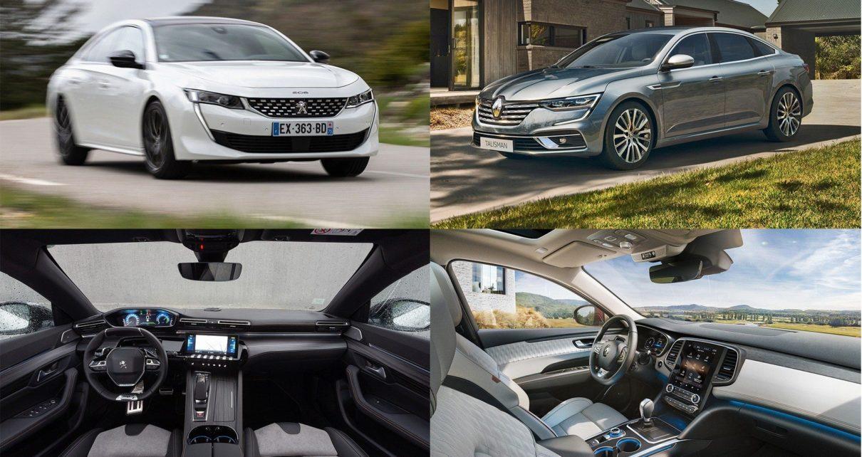 Peugeot 508 et Renault Talisman : les familiales françaises sont-elles fiables en 2021 ?