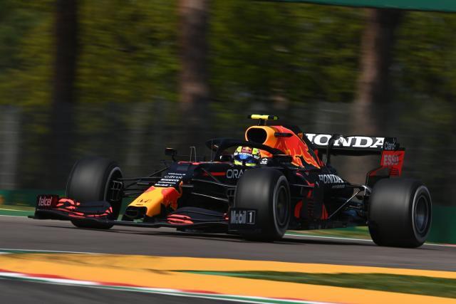 Max Verstappen (Red Bull) domine les derniers essais libres