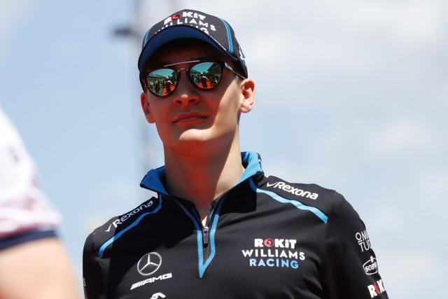 George Russell présente ses excuses à Valtteri Bottas après l'accrochage des deux pilotes à Imola
