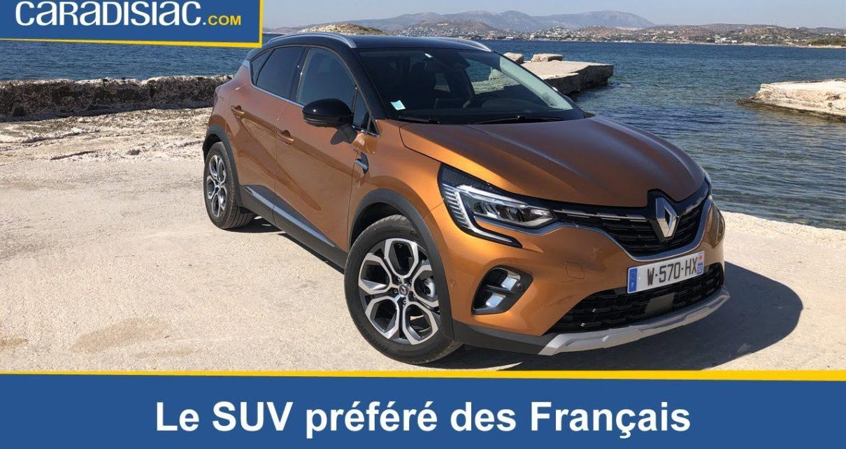 Essai - Renault Captur 2 : le champion d'Europe