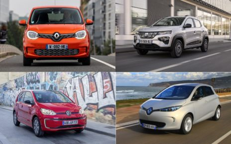 Dacia Spring : ses vraies autonomies et performances face aux Renault Twingo, Zoe 1 et VW e-Up!