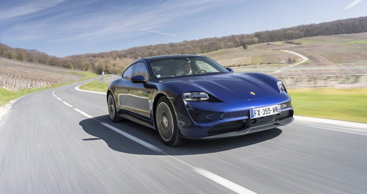Essai Porsche Taycan : que vaut l'entrée de gamme électrique ?