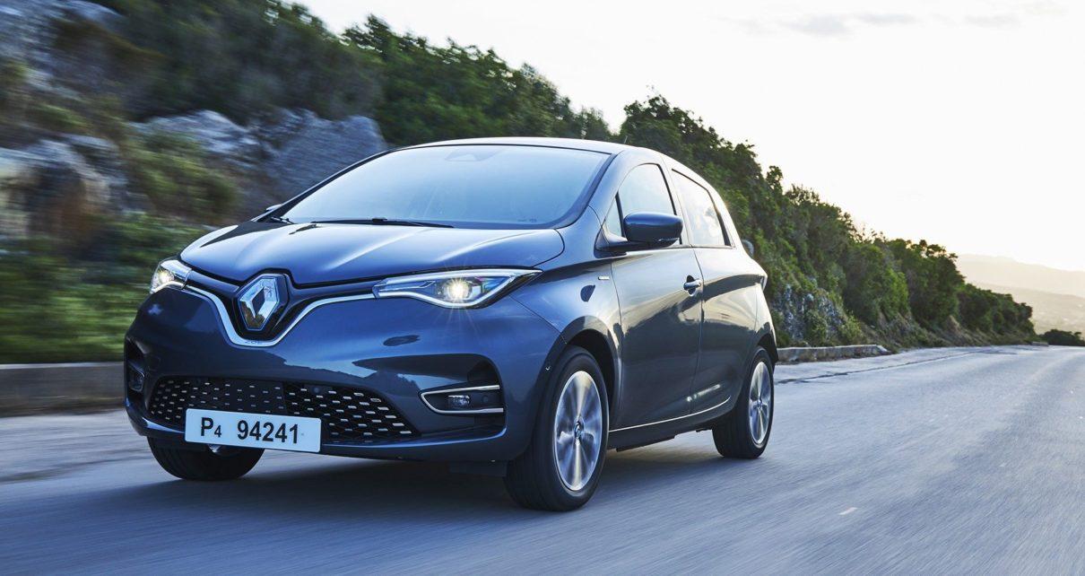 Renault électrique d'occasion : une offre de location en seconde main à partir de 4 € par jour