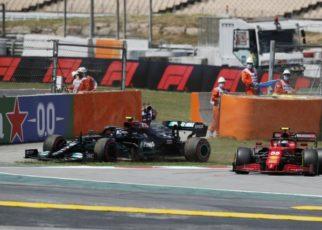 Valtteri Bottas (Mercedes) le plus rapide des premiers essais libres au GP d'Espagne