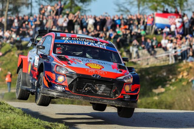 Ott Tanak et Thierry Neuville prolongent avec Hyundai