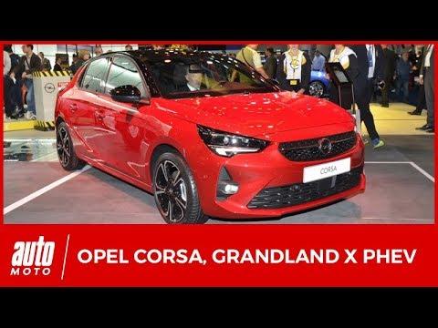 Salon de Francfort 2019 : la nouvelle Corsa en vedette chez Opel