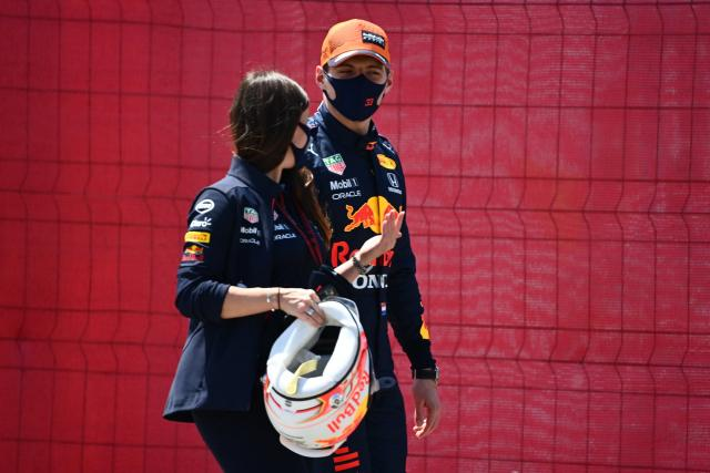 Max Verstappen, deuxième des qualifications du GP d'Espagne: «Content d'être aussi proche»