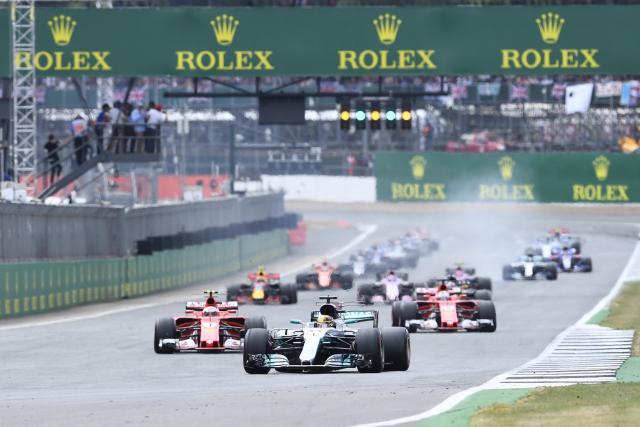 Le programme du Grand Prix de Grande-Bretagne avec la course sprint dévoilé