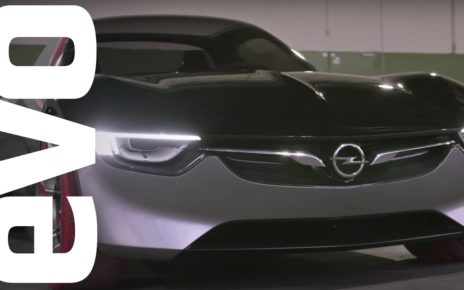 Vauxhall GT Concept - the next-gen affordable sports car? | evo UNWRAPPED