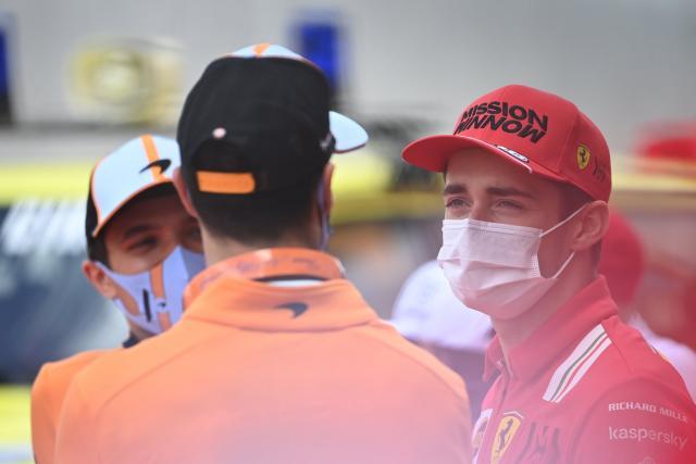 Charles Leclerc abandonne le Grand Prix de Monaco avant le départ après un problème sur sa Ferrari