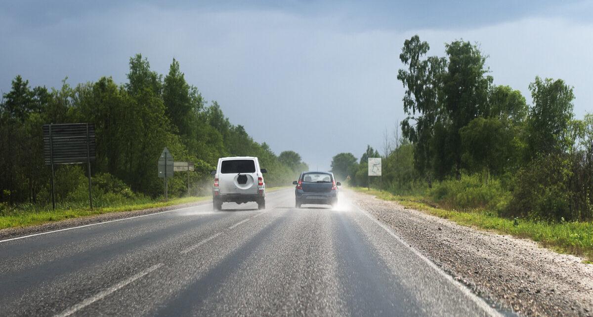 Les particules de diesel pourraient dégrader les routes