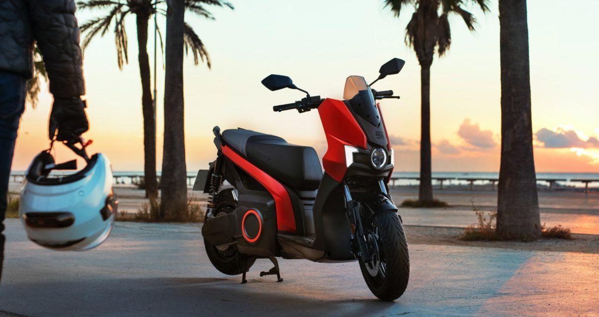 Essai Seat MÓ eScooter 125