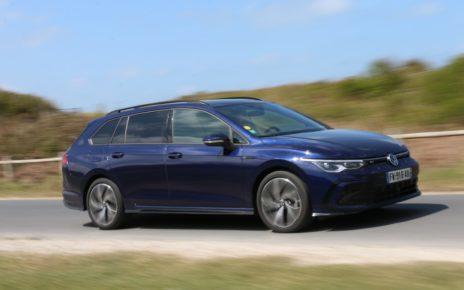 Essai Volkswagen Golf 8 SW (2021) : l'anti-Tiguan