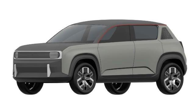La Renault 4L du futur ressemblera à cela