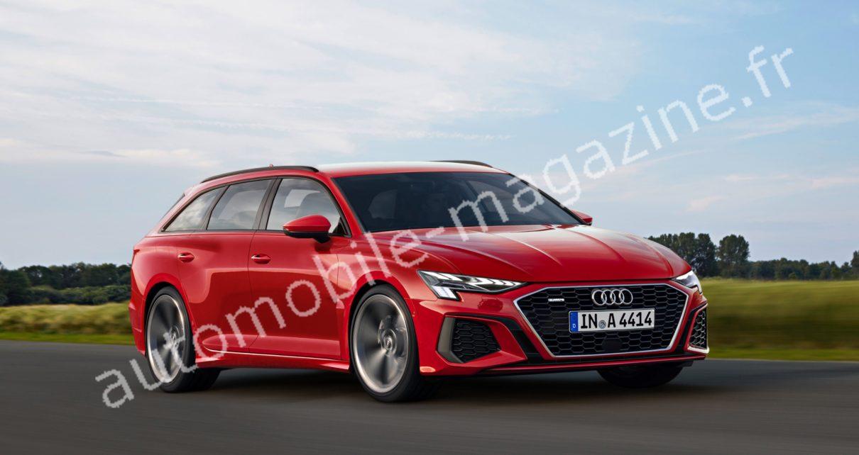 La prochaine Audi A4 déclinée en électrique ?