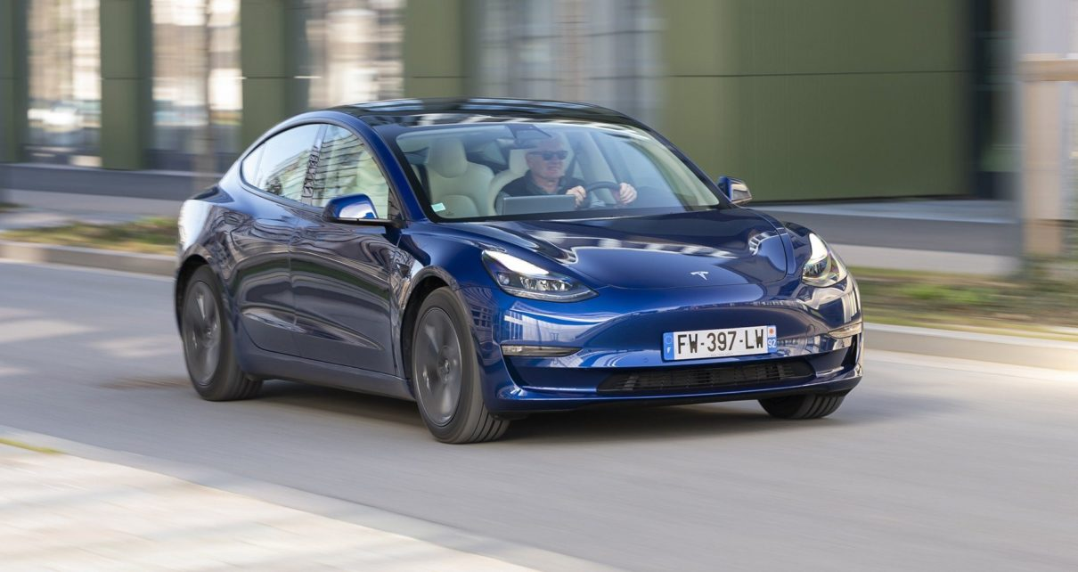 Ventes de voitures électriques en mars 2021 : un très fort rebond en trompe-l'œil