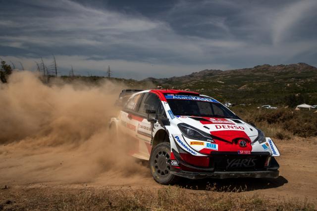 Revivez la victoire de Sébastien Ogier au rallye de Sardaigne, spéciale par spéciale