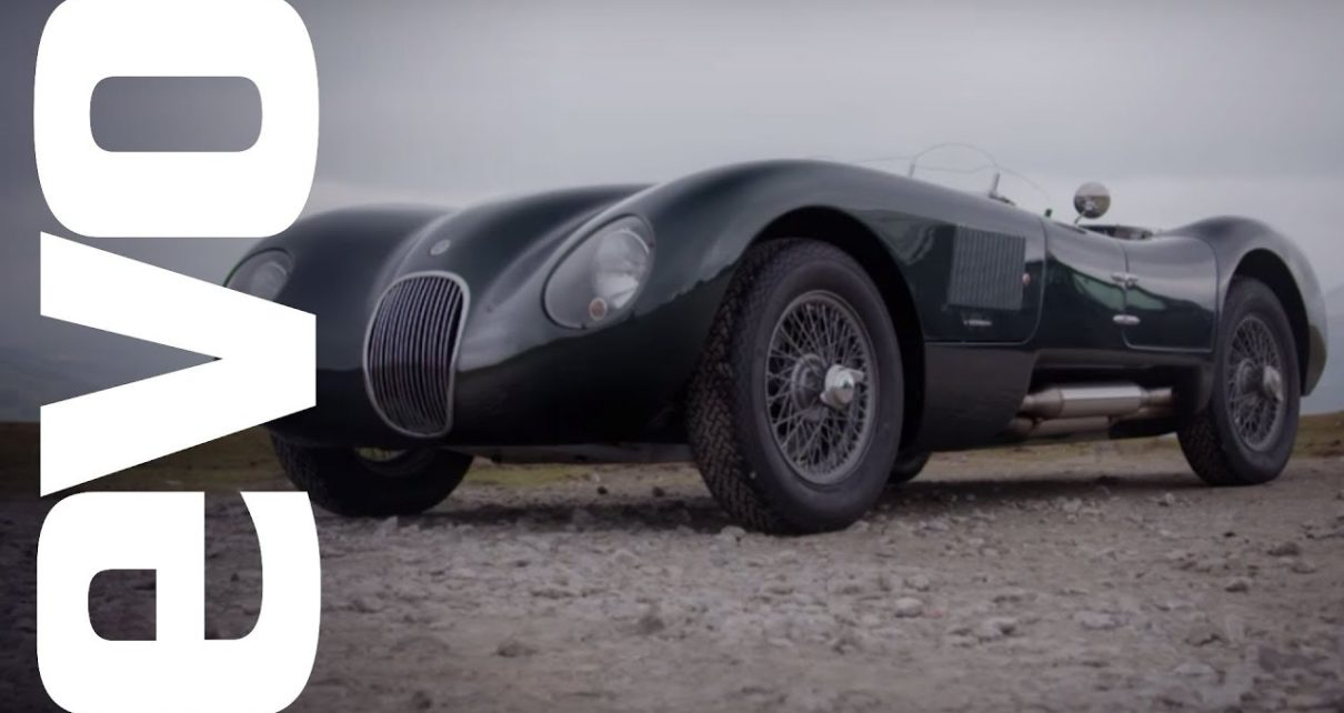 Proteus C-type review - a British classic re-imagined | evo REVIEWS