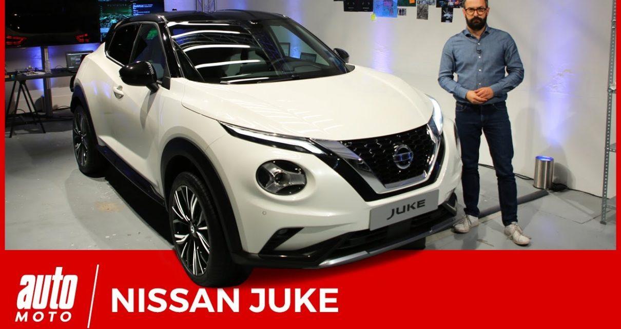 Nissan Juke (2019) : plus polyvalent et bientôt hybride