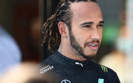 Lewis Hamilton (Mercedes) explique son erreur lors du Grand Prix d'Azerbaïdjan