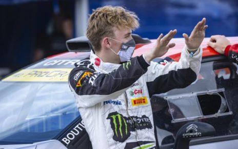 Le Suédois Oliver Solberg remplace le Français Pierre-Louis Loubet chez Hyundai pour le Rallye du Kenya