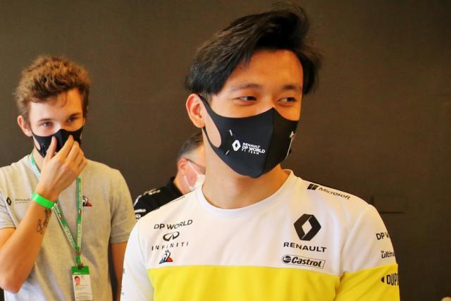 Guanyu Zhou (Alpine) participera aux essais libres du Grand Prix d'Autriche