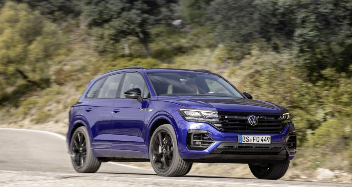 Essai Volkswagen Touareg R eHybrid (2021) : dans l'R du temps