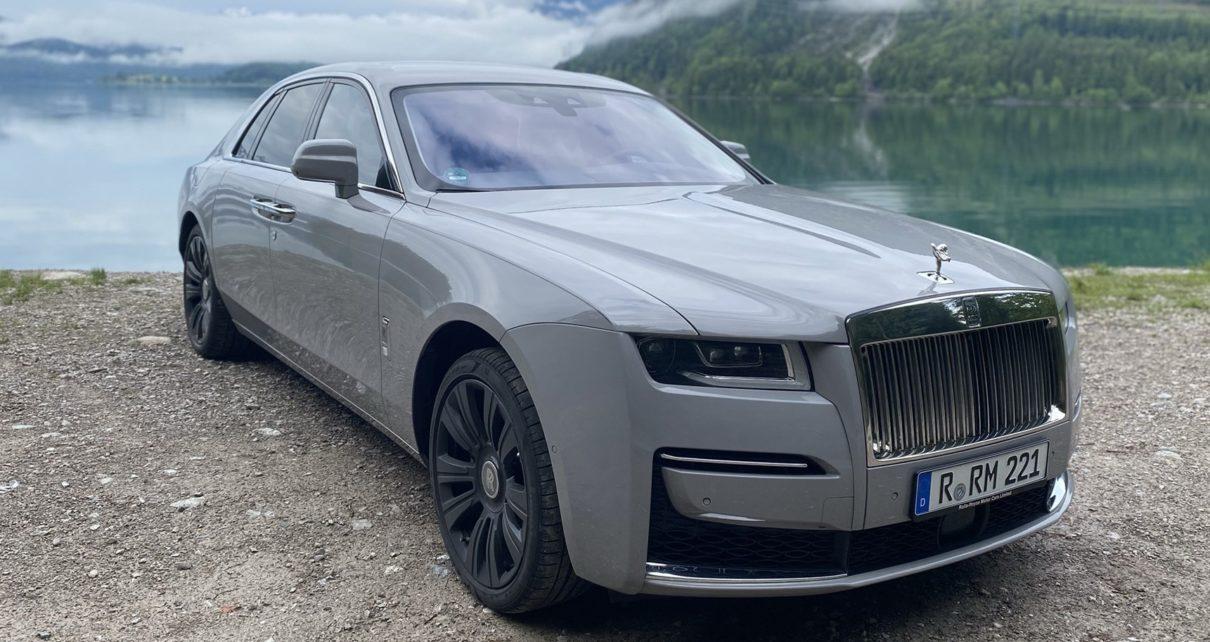 Essai Rolls-Royce Ghost, est-elle la limousine parfaite ?