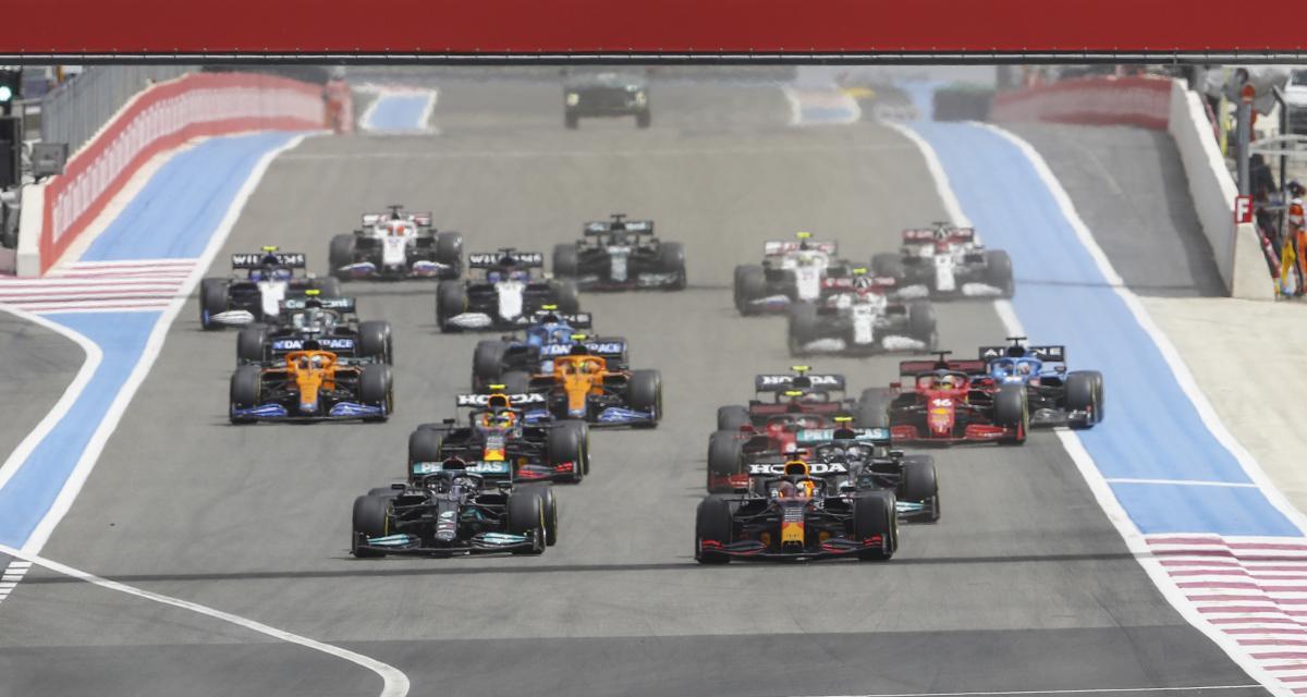 Grand Prix de Styrie : la grille de départ