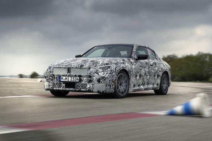 La BMW Série 2 Coupé (2021) se dévoilera à Goodwood