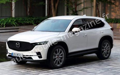 Le futur Mazda CX-5 se précise