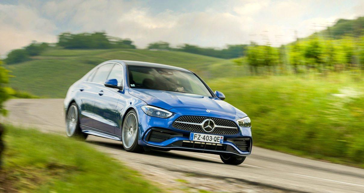 Nouvelle Mercedes Classe C : un essai sur 1500 km !