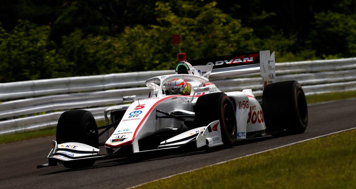 Super Formula 2021-4 : Première pour Fukuzumi à Sugo