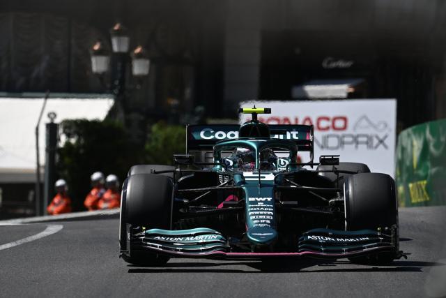 Sebastian Vettel pénalisé de trois places au départ du Grand Prix d'Autriche