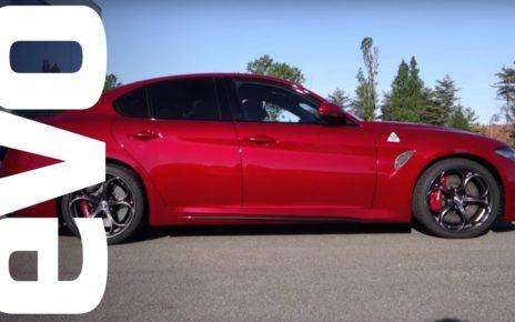 Alfa Romeo Giulia Quadrifoglio review - Has Alfa finally got it right?   evo DIARIES