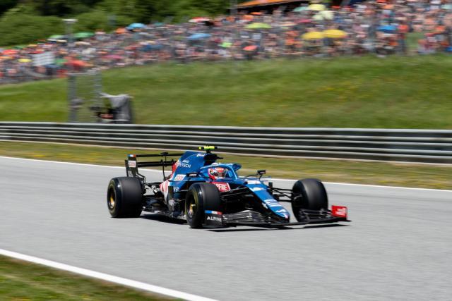Esteban Ocon (Alpine), hors course dès le premier tour : «Oublier ces deux week-ends»
