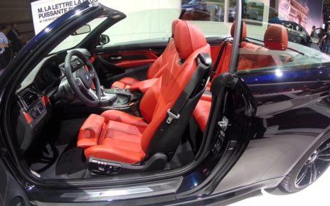 360° BMW M4 cabriolet + coupé - Mondial Auto de Paris 2014