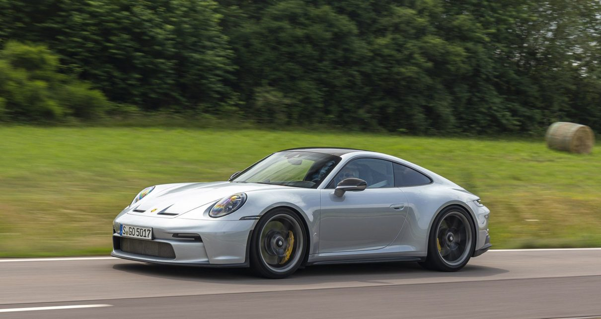 Essai Porsche 911 GT3 Touring : et si c'était elle, la meilleure des 911 ?