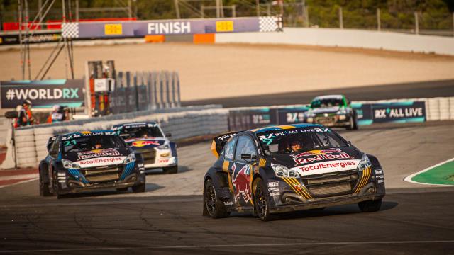 FIA World RX Espagne 2021 : Kevin Hansen démarre en trombe