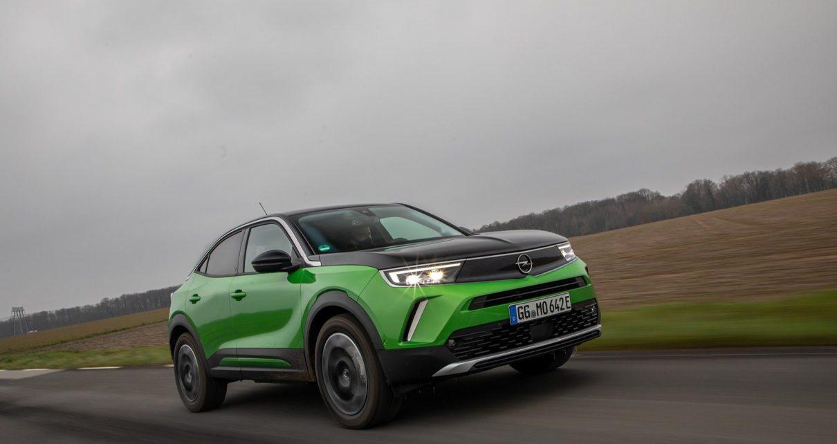 Notre premier avis au volant de l'Opel Mokka-e électrique