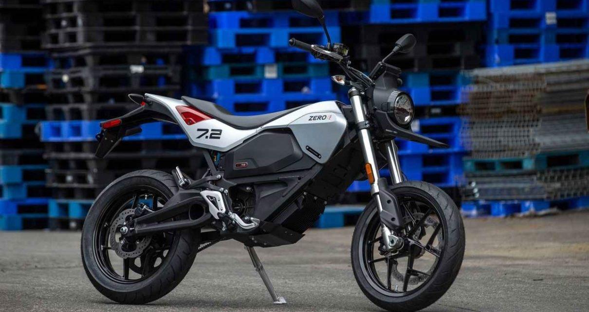 Zero Motorcycles FXE : la nouvelle moto électrique du futur