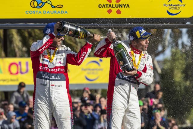 Sébastien Loeb et Daniel Elena vont à nouveau faire équipe en rallye