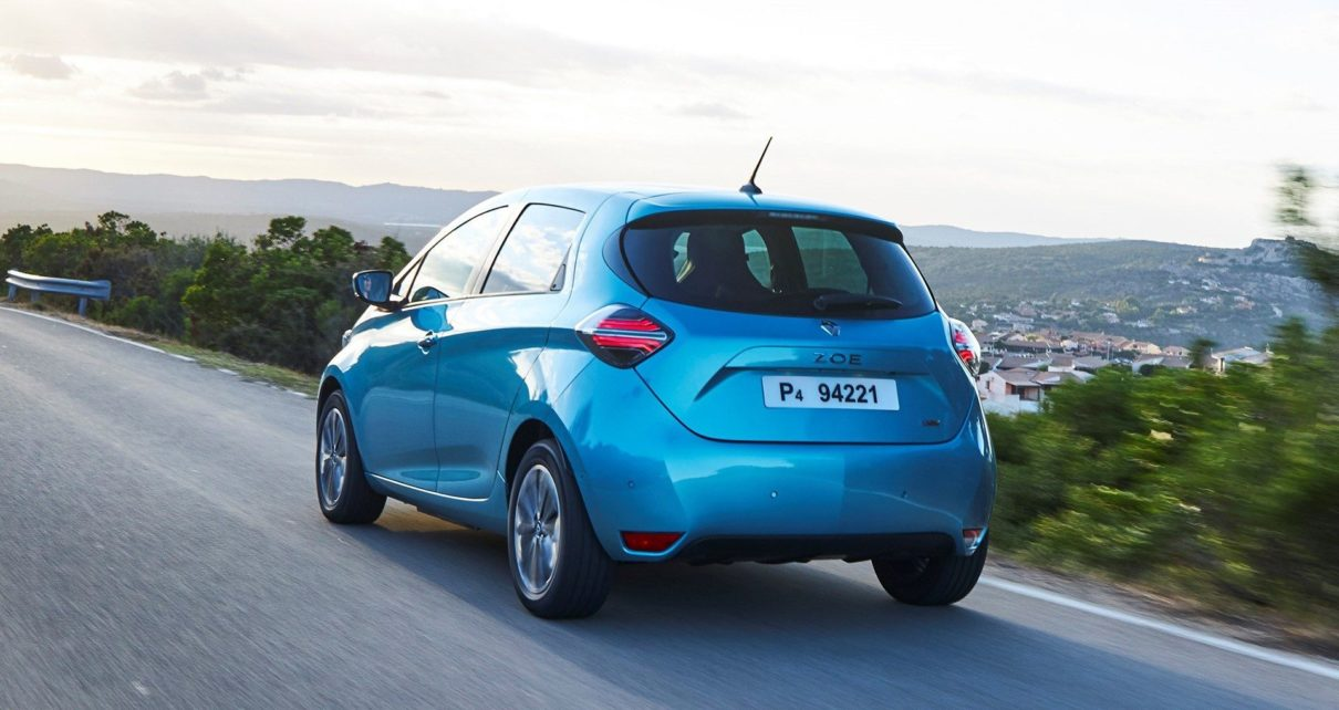 Fin de la Renault Zoé qui sera remplacée par la R5 et la 4L électriques